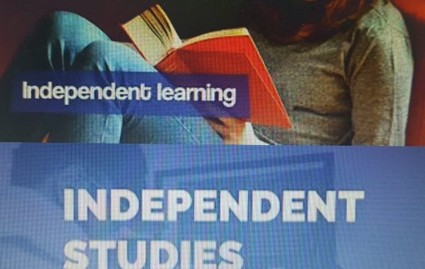 INDEPENDENT STUDY OPTION
